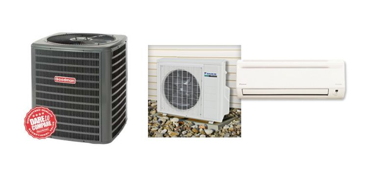 HVAC Equipment Sales